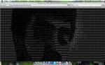 2. A) Resultados obtidos no ASCII Art Generator